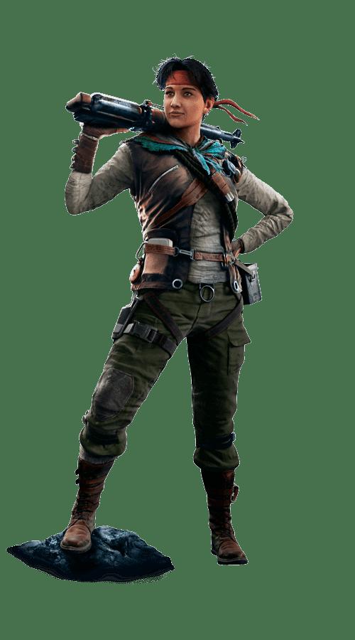 Amaru Defensor mexicano debuta en Tom Clancy's Rainbow six