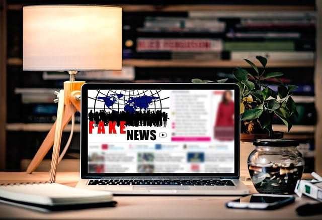 Fake News, noticias falsas, desinformación
