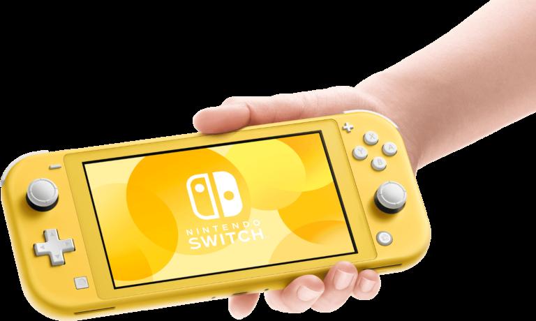 ¿Vale la pena el Nintendo Switch Lite?