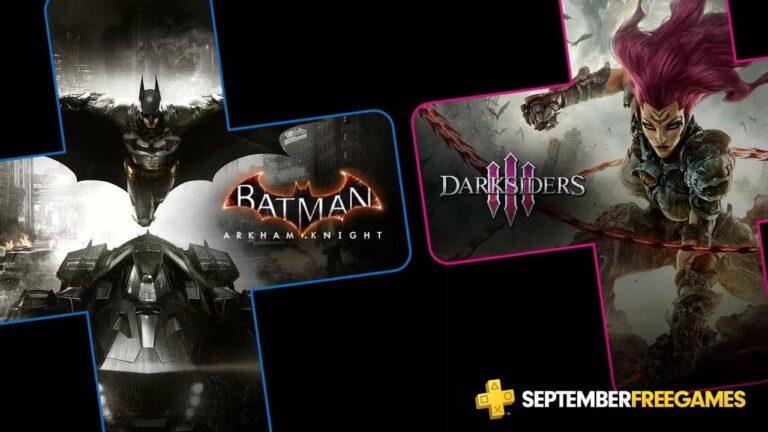 Juegos de PlayStation Plus de Septiembre