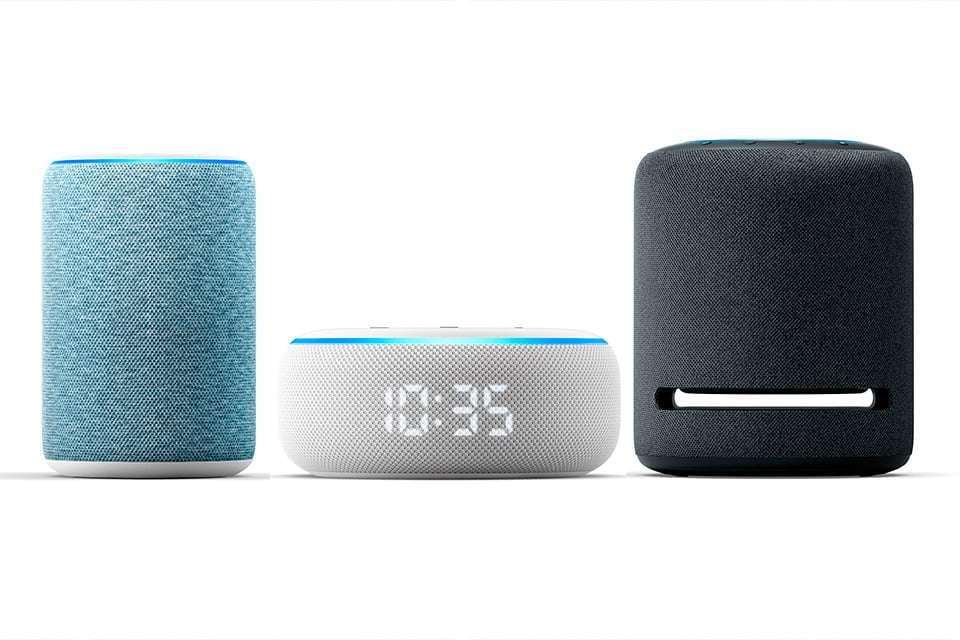 Amazon Alexa nuevas bocinas