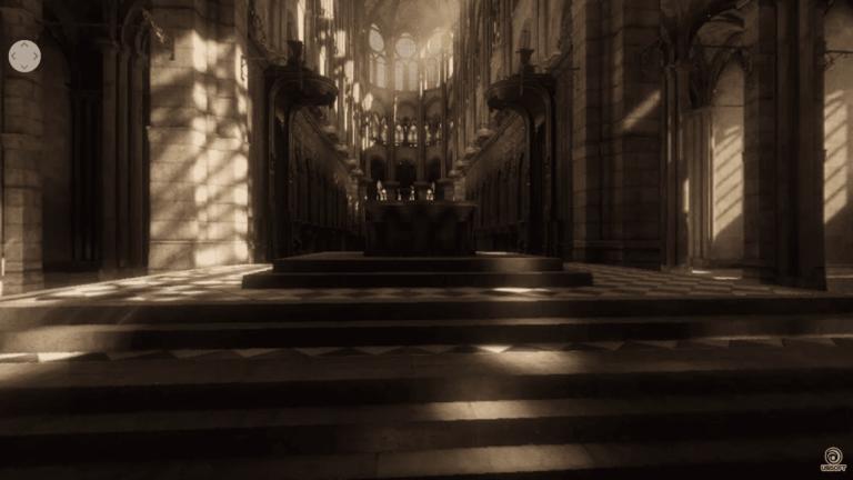 Ubisoft te lleva a Notre Dame