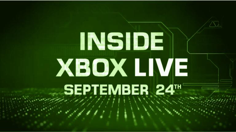 Aparta el 24 de septiembre, porque llega el Inside Xbox