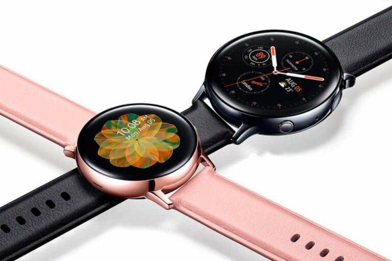 Galaxy Watch Active2 en México