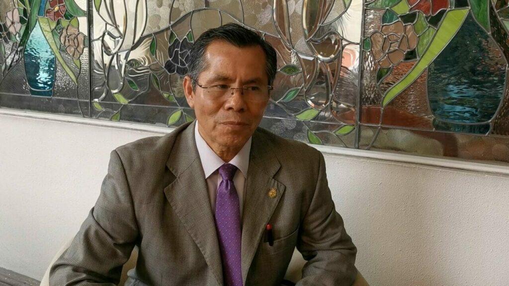 Director técnico de los CECATIs en México, Ángel Ávila Martínez