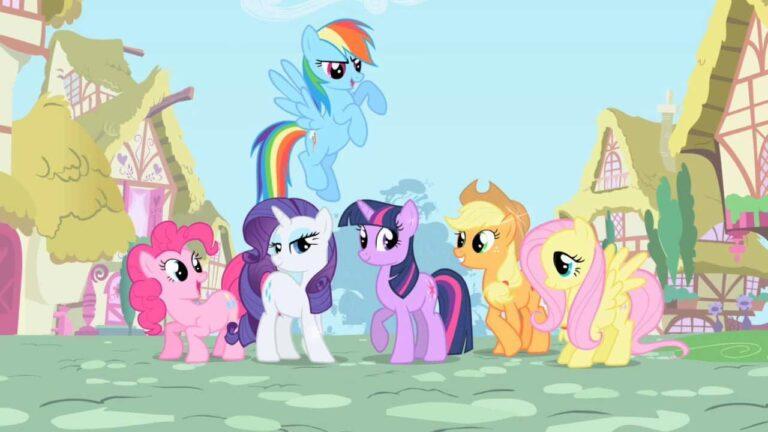 El fenómeno llamado My Little Pony en el siglo XXI