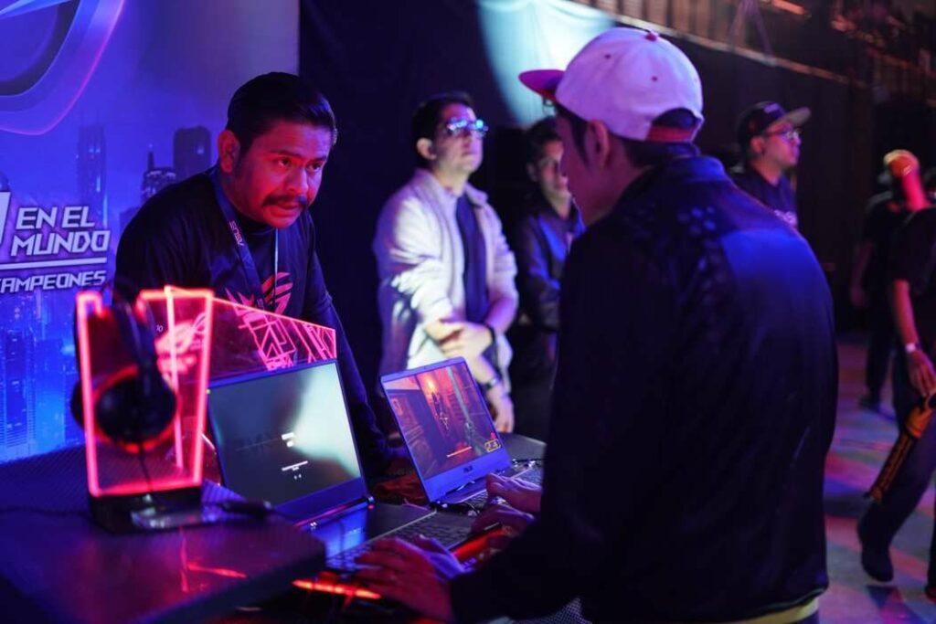 ROG Efest 4 ROG EFEST reúne a 7000 amantes del hardware