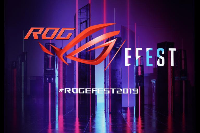 ROG EFEST reúne a 7000 amantes del hardware