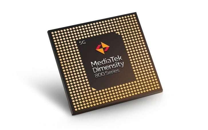 Dimensity 800 Chipsets eficientes contribuyen al cuidado del ambiente