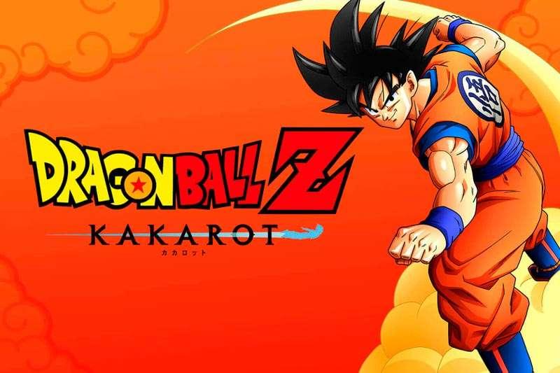 Dragon Ball Z: Kakarot portada