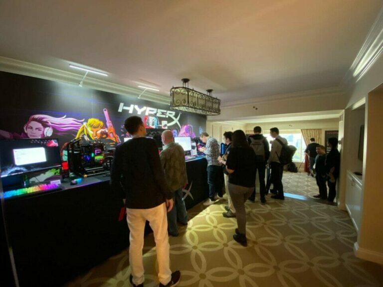 HyperX da a conocer nuevos accesorios para videojuegos en PC y consola
