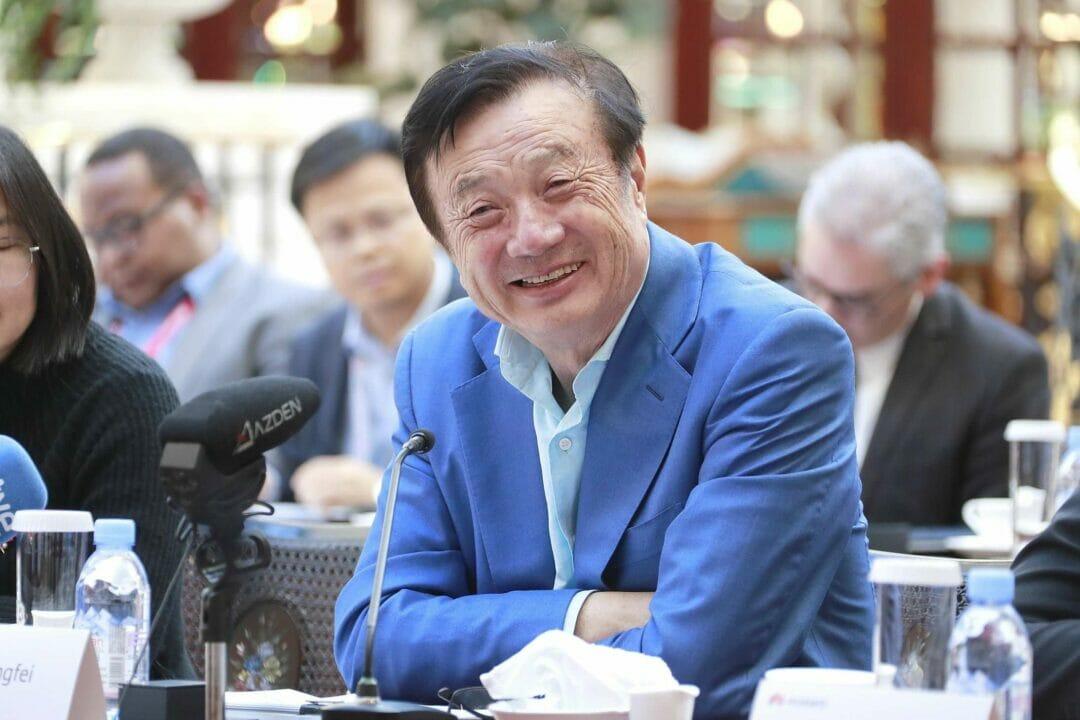 Ren Zhengfei CEO Huawei | Ren Zhengfei CEO Huawei