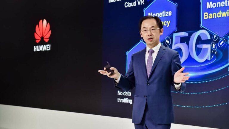 Huawei presentó componentes y tecnologías para la red 5G
