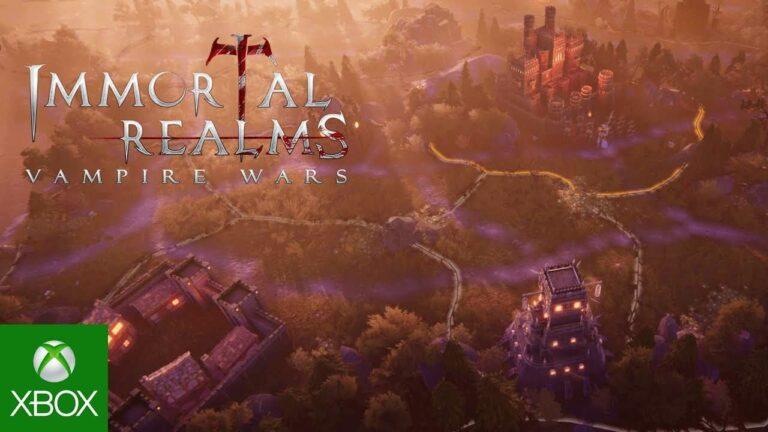 Inmortal Realms: Vampire Wars llega a Xbox One