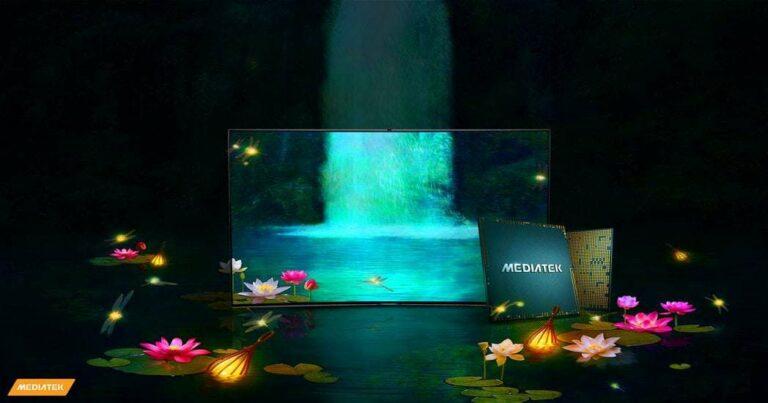Samsung y Mediatek apuestan por mayor velocidad WiFi en televisores 8K