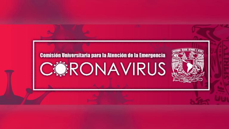 La UNAM instala plataforma de información sobre COVID-19