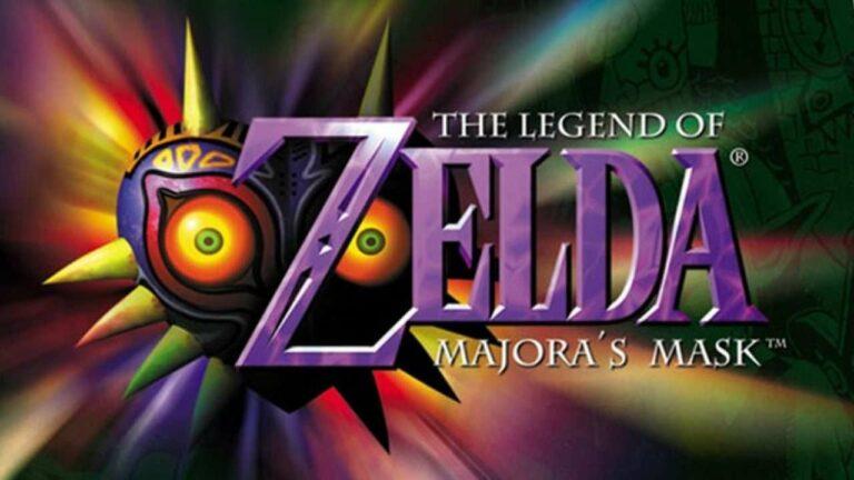 20 Aniversario de The Legend of Zelda: Majora's Mask