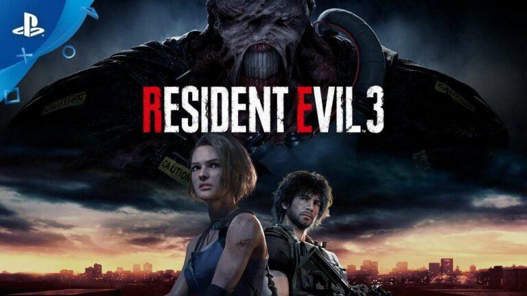 Resident Evil 3 Remake, el regreso a Raccoon City