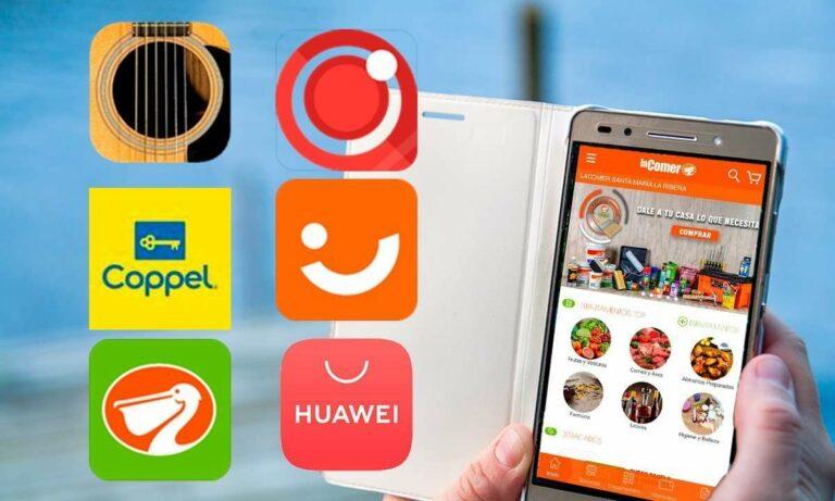 Huawei lanza apps nuevas, La Comer, Coopel y más