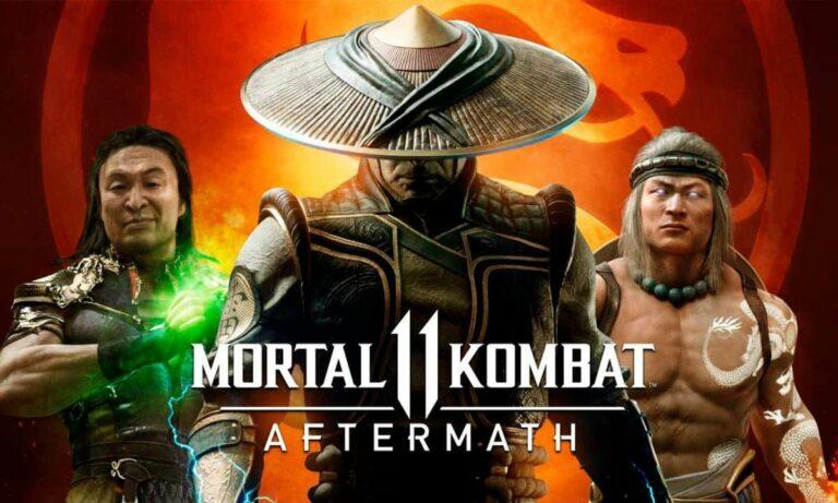 Llegarán a Mortal Kombat 11 RoboCop y los «Frienships»