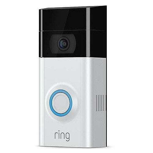 """Ring Video Doorbell 2 Mantén la sana distancia con """"Ring"""", timbres y cámaras inteligentes"""