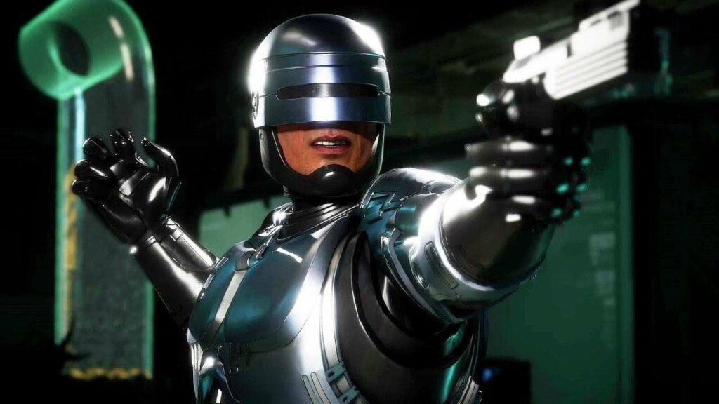"""Robocop en MK11 Llegarán a Mortal Kombat 11 RoboCop y los """"Frienships"""""""