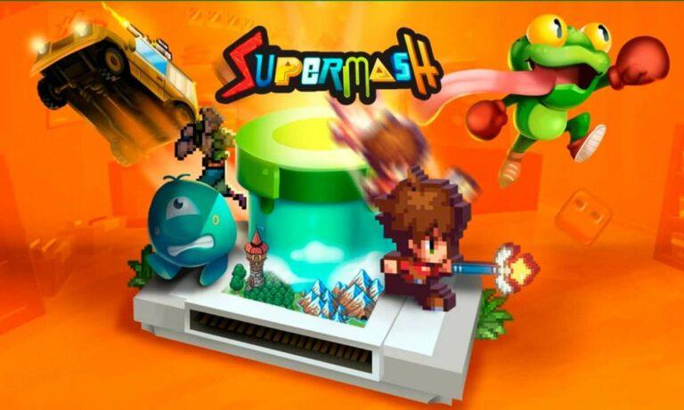 ¡Crea tus propios juegos! con SuperMash
