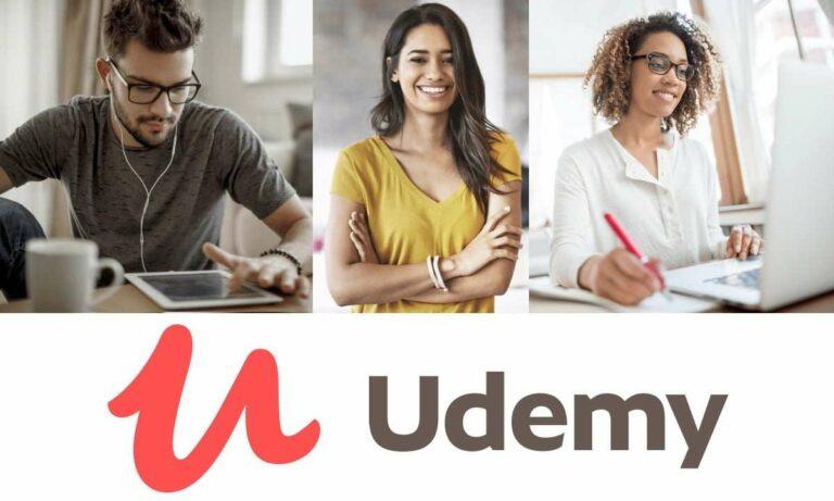 Por Covid-19 y economía Udemy ofrece cursos gratis