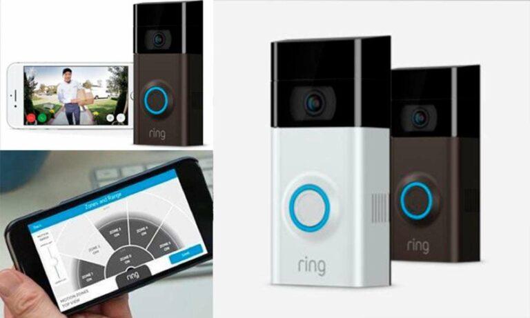 Mantén la sana distancia con «Ring», timbres y cámaras inteligentes