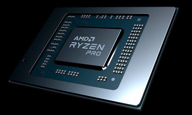 AMD Ryzen PRO 4000, «Velocidad de laptops optimizada»