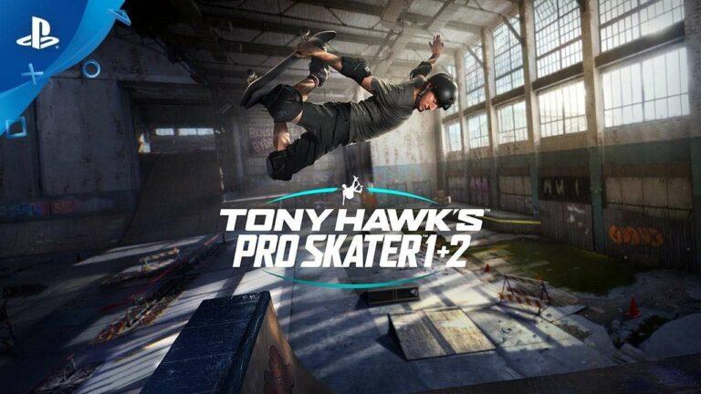 ¡Justo en la nostalgia!, regresa Tony Hawk's Pro Skater 1 y 2 remasterizado en 4k