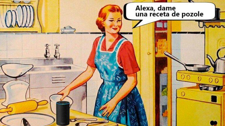 ¿Aburrido? pídele a Alexa que te divierta