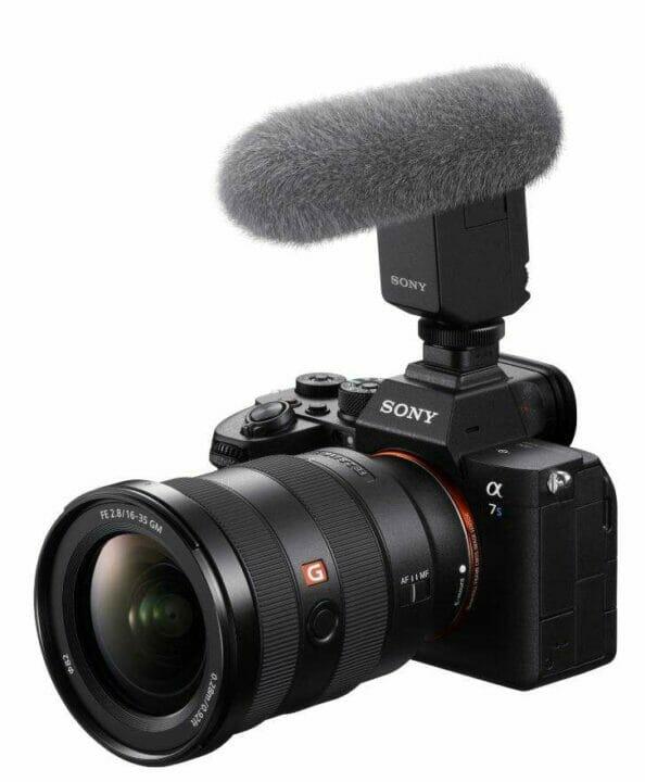cámara alpha 7S III de Sony