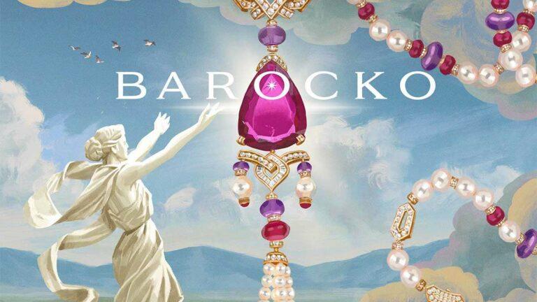 Bvlgari realizó el lanzamiento digital de su colección Barocko