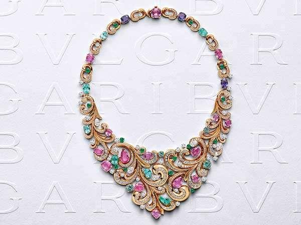 Bvlgari colección Barocko - Lady Arabesque