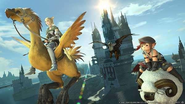 """Final Fantasy XIV Online Reflections in Crystal Final Fantasy XIV Online estrena """"Reflections in Crystal"""" y llega con el parche 5.3"""