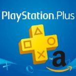 Compra tarjetas PlayStation Plus en Amazon