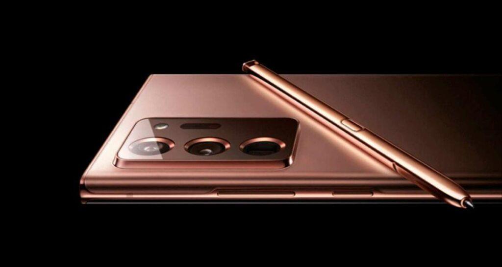 Preventa del Samsung Galaxy Note 20 y Note 20 Ultra