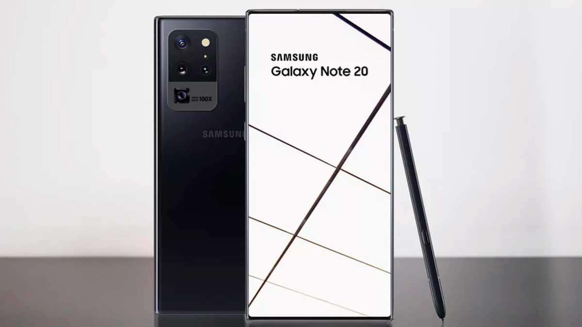 Samsung Galaxy Note 20 y ultra, inicia preventa