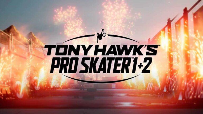 Tráiler de lanzamiento Tony Hawk's Pro Skater 1 and 2, en 4K