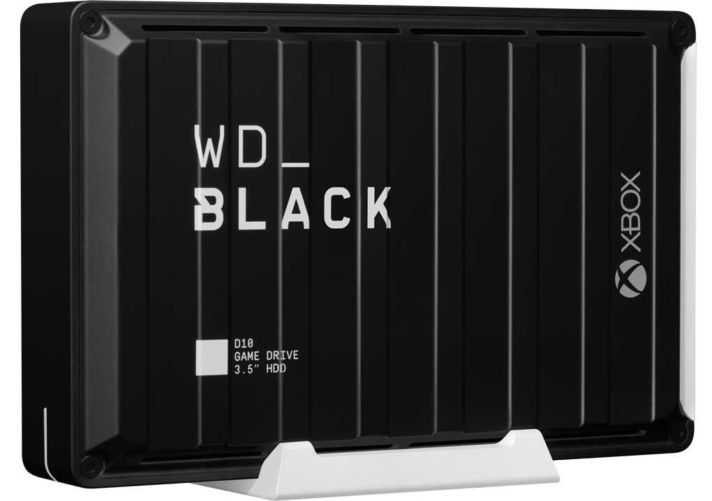 Disco Duro de Western Digital Black para Xbox One