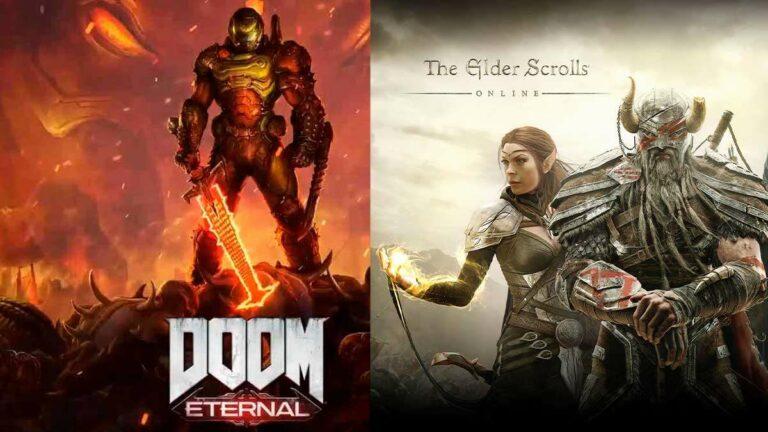 DOOM & The Elder Scrolls si llegarán a Xbox Series X y PlayStation 5