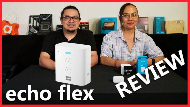 Amazon Echo Flex Review, características y precio