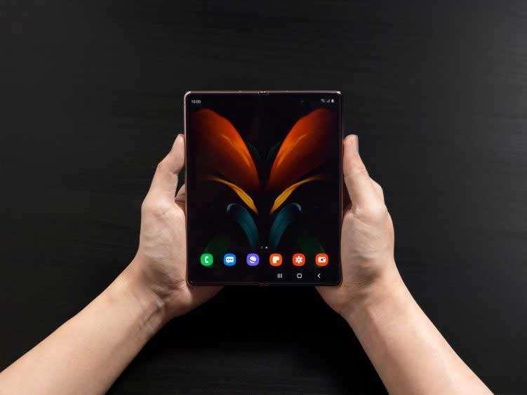 Mejora captura de imágenes del Samsung Galaxy Z Fold 2
