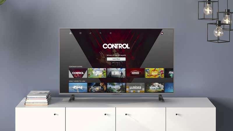 """Amazon Luna, juegos desde la nube, catálogo inicial """"Control"""""""