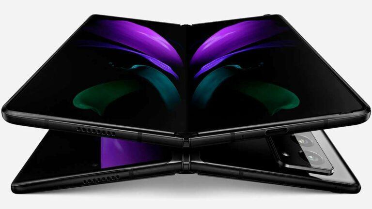 Samsung presentó el Galaxy Z Fold 2 | Potencia y elegancia en 2 pantallas – características y precio
