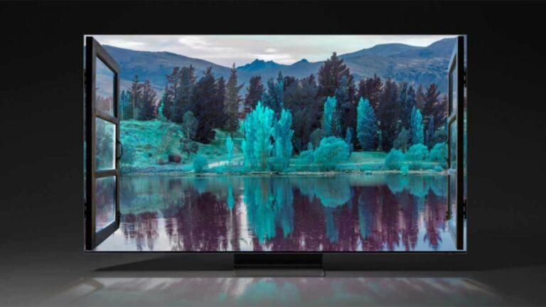 Televisores Samsung de 2020, aptos para personas con debilidad visual