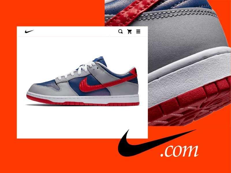 Tenis Nike en nueva plataforma para México
