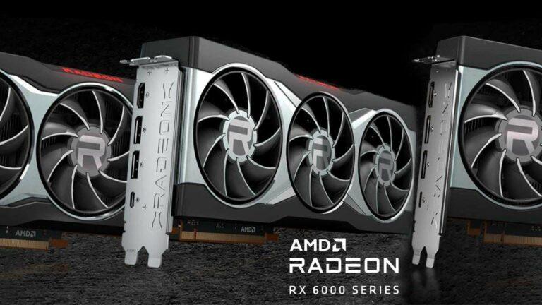 AMD Presenta las tarjetas gráficas Radeon RX Serie 6000, te decimos sus características y precio