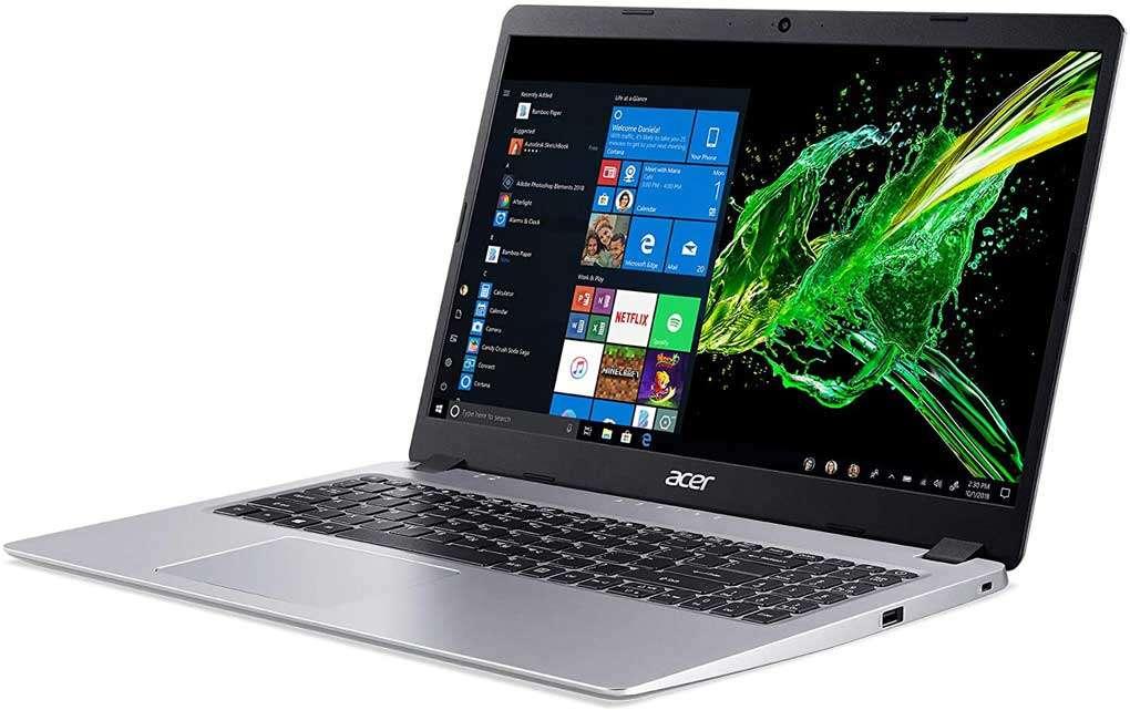 Acer Aspire 5 Slim de 15.6 pulgadas, ideal para profesionistas